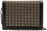 Bottega Veneta Montebello mini intrecciato-effect cross-body bag