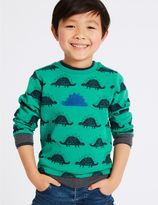 Marks and Spencer Cotton Rich Sweatshirts (3 Months - 7 Years)