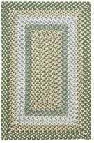 Colonial Mills Montego 5' x 8' Rug - Lily Pad Green