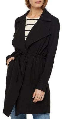 Vero Moda Woven Three-Quarter Belted Jacket