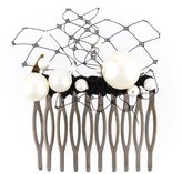 Piers Atkinson - pearly comb - women - Acrylic/Metal (Other) - One Size
