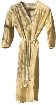 Polder Yellow Cotton Dresses