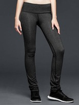 Gap GapFit slim straight heathered pants