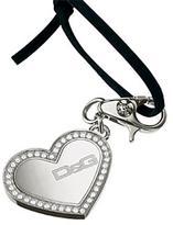 D&G Dolce & Gabbana Heart Pendant Necklace
