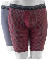 Jockey Men's 2-pack Sport Mesh Midway Briefs