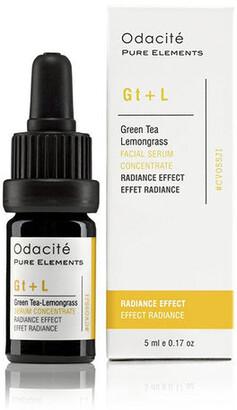 Odacite Gt+L | Radiance Effect - Green Tea Lemongrass Serum Concentrate
