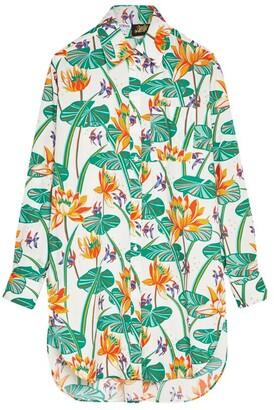 Loewe X Paula'S Ibiza Water Lilies Shirt