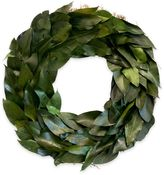 Green Leaf 20-Inch Botanical Wreath