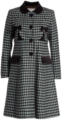 Marc Jacobs The Sunday Best Long Wool Coat