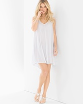 Soma Intimates A-line Cover Up Tank Dress