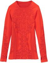 Athleta Longsleeve Twist Top