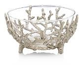 Michael Aram Ocean Reef Small Glass Bowl
