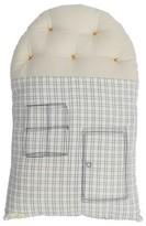 CAMOMILE LONDON Checked Home Cushion 24x38 cm