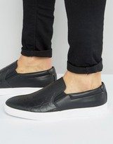 Calvin Klein Ivo Sole Slip On Trainers