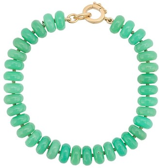 Irene Neuwirth 18kt yellow gold bead bracelet