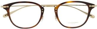 Oliver Peoples square Davitt glasses