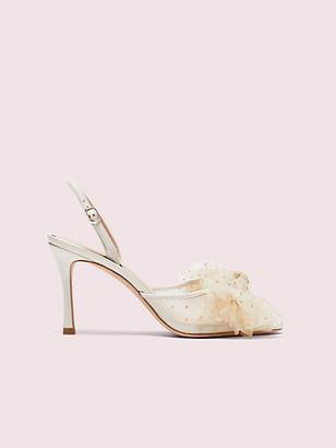 Kate Spade Bridal Sparkle Heels