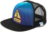 San Diego Hat Mermaid On Duty Trucker Hat (Little Kid)