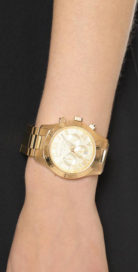 Michael Kors Layton Chronograph Watch