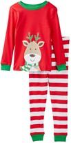 Little Me Reindeer PJ Set (Toddler Boys)