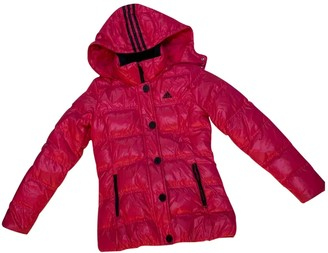 adidas Pink Coat for Women