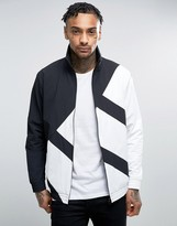 adidas Berlin Pack Bold Track Jacket In Black BK7208