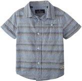 Buffalo Sudbury Chambray Shirt (Kid) - Lt Indigo-5