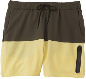 Onia The Bonded Colorblocked Swim Trunk