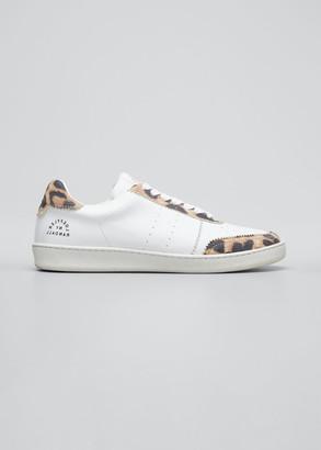 Loeffler Randall Keeley Color Splash Low-Top Sneakers