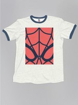 Junk Food Clothing Kids Boys Spiderman Tee-su/ow-l