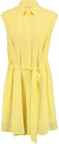 Tory Burch Gigi silk-crepe shirt dress