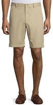 Peter Millar Winston Washed-Twill Shorts