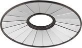 Rejuvenation 18in. Metal and Glass Reflector Shade