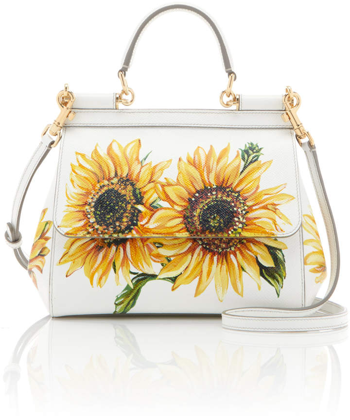 b9bcea44a73 Dolce & Gabbana Floral Print Handbags - ShopStyle