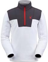 Spyder Basin Half Zip Fleece Jacket - Men's