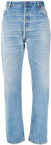 RE/DONE straight jeans - women - Cotton - 28