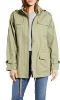 Derek Lam 10 Crosby Cotton Field Jacket