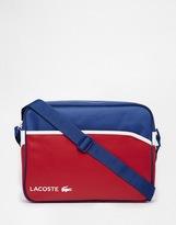 Lacoste Messenger Bag - Blue