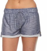 Porto Cruz Women's Portocruz French Terry Cover-Up Shorts