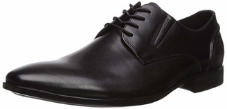 Kenneth Cole Reaction Women's Edison Lace Up B with Elastic Vents Easy Off Wear Oxford