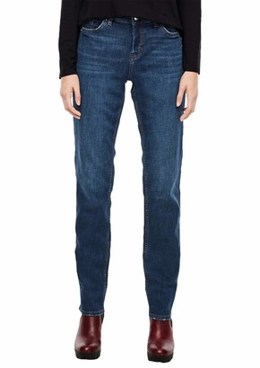 S'Oliver Women's 14.911.71.5851 Straight Jeans