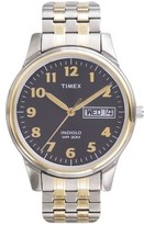 Timex Men's Expansion Band Watch - Two Tone/Black T26481JT