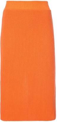 Calvin Klein Ribbed Skirt