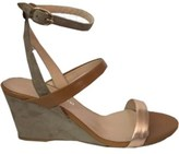 Charles David Women's Cassie Ankle Strap Wedge Sandal.