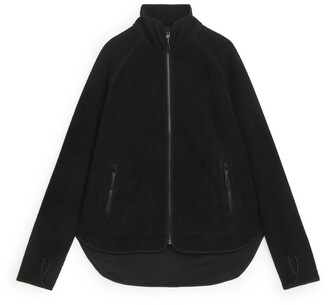 Arket Fleece Zip Jacket