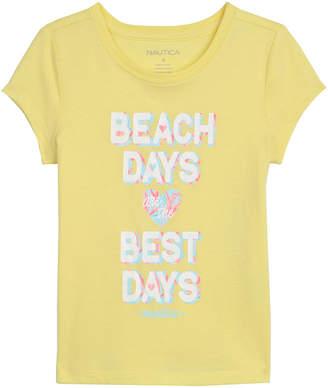Nautica Beach Days Best Days T-Shirt