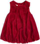 First Impressions Velvet Bubble Dress, Baby Girls, Created for Macy's