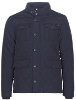 Deeluxe BELIEVE men's Jacket in Blue