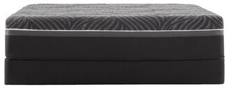 "Sealy Hybrid Premium Gold Chill Cooling 15"" Ultra Plush Hybrid Mattress and Box Spring Mattress Size: Full, Box Spring Height: Standard Profile"