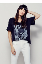 Trunk Ltd. Womens NIRVANA TEE